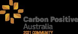 Carbon Positive AU Logo