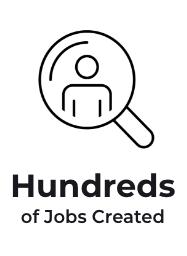 Hundreds Jobs